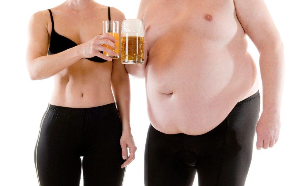 Безалкогольное пиво увеличивает вес
