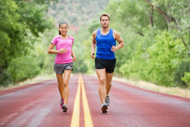 Как получать удовольствие от бега