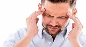Головная боль в области лба и висков