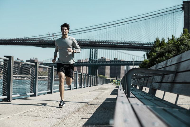 Бег на пустой желудок увеличивает выносливость