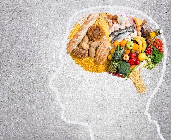 Еда и психическое здоровье