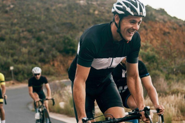 Польза для здоровья от езды на велосипеде