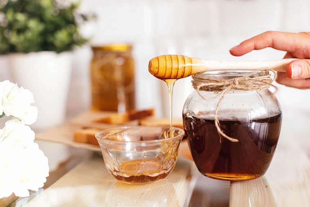 Мёд укрепляет иммунитет