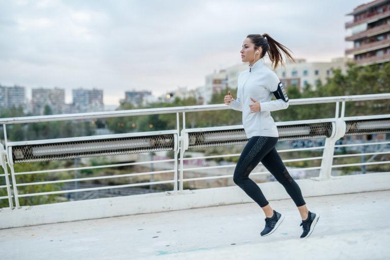 Бег натощак приводит к потере мышечной массы