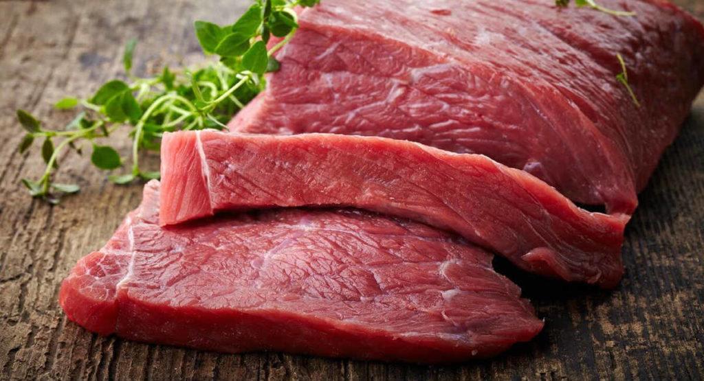 Нежирное мясо от стресса