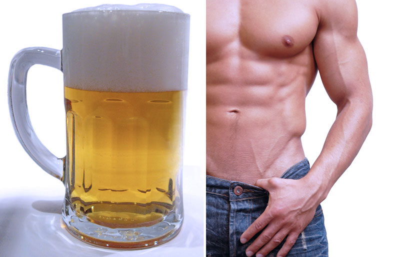 безалкогольное пиво и тренировки