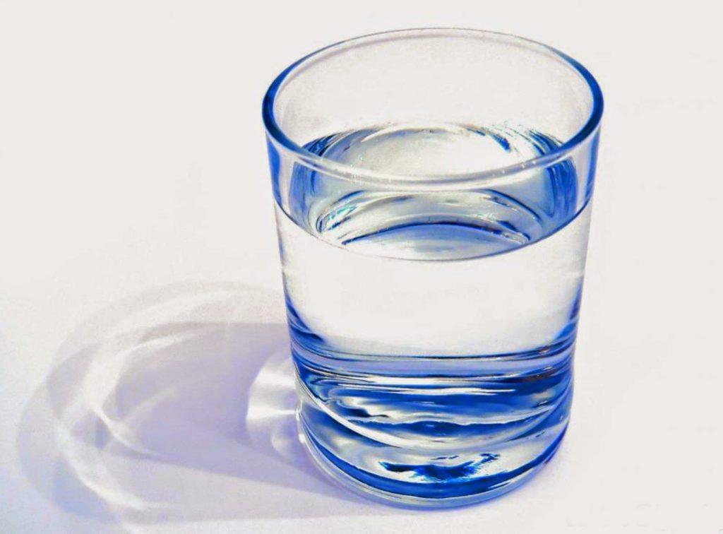 Обычная вода от стресса