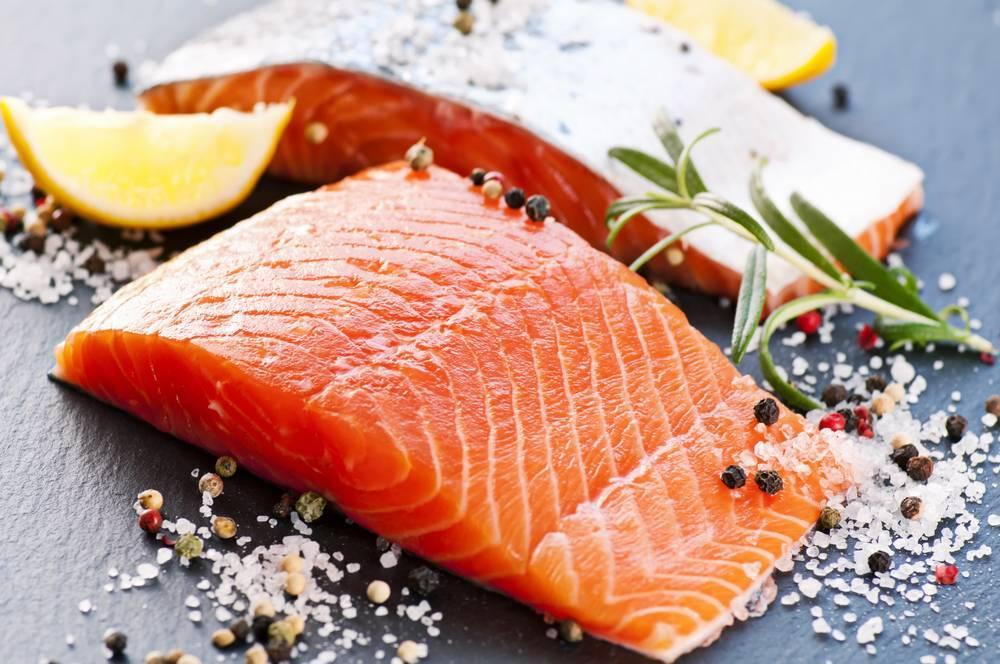 Жирная рыба от стресса