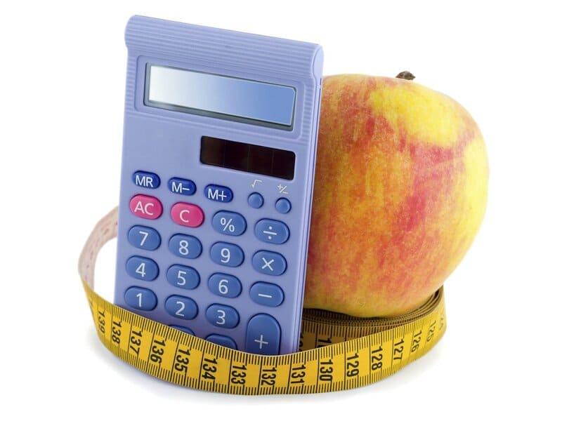 Посчитать расход калорий при беге