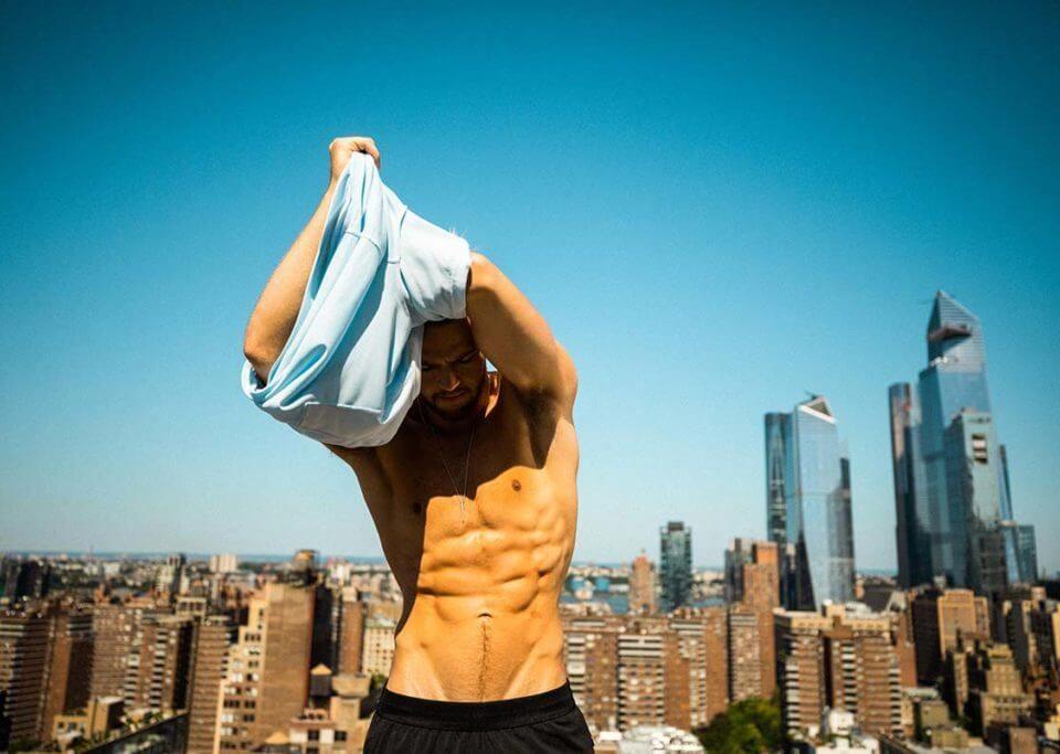 Наращивание мышечной массы с собственным весом