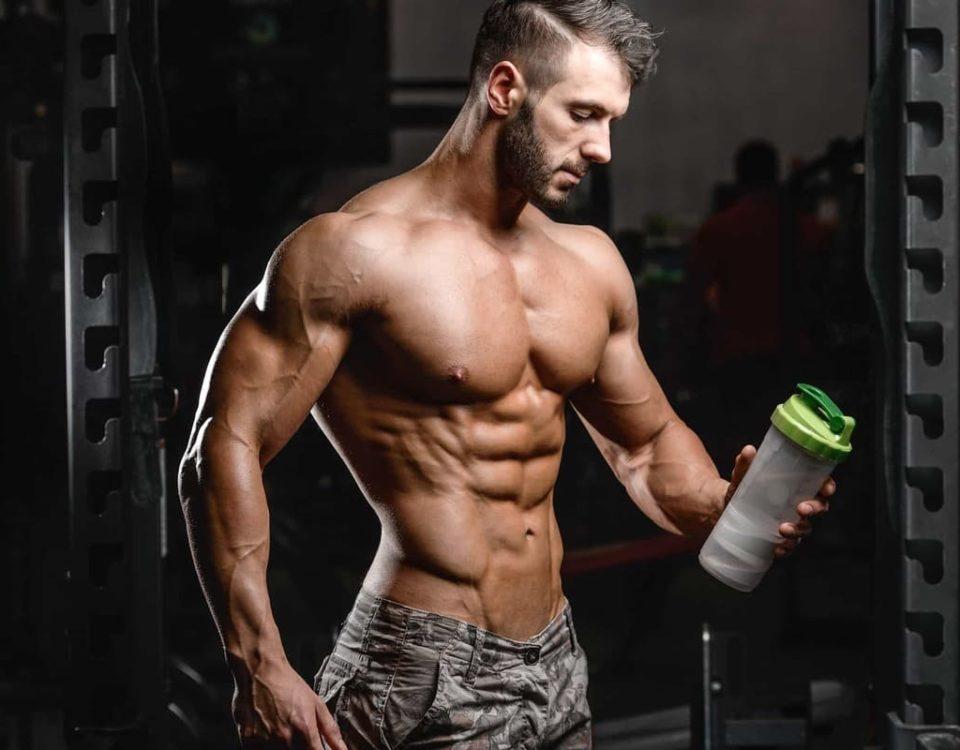 протеиновый коктейль после тренировки