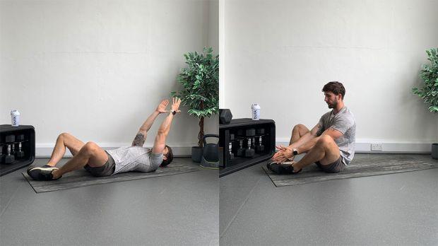 Упражнение-Бабочка